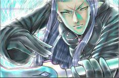 Kingdom Hearts Saïx by nShadowdog2244