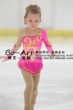 Dress Jumpsuit Bedazzled With Swarovski And Pearls High Resilience Figure Skating Outfit