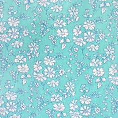 Turquoise Fabric Covered Embroidery Hoops. Capel Print - 5 Inch / without glue