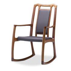Rasmus Malbert / Evan Dunstone - Cascade Rocking Chair