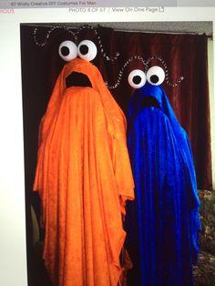 Cookie Monster Ghose