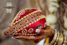 For bride at your cost.telugu rituals for telugu weddings . and also A to Z event management services for wedding . From CORPORATE EVENTS TO WEDDING PLANNER 😍 DM Desi Wedding Decor, Indian Wedding Favors, Indian Wedding Decorations, Wedding Crafts, Indian Weddings, Kalash Decoration, Thali Decoration Ideas, Coconut Decoration, Trousseau Packing