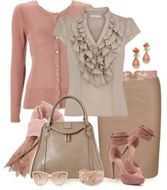"""Soft Colors"" by yasminasdream on Polyvore"
