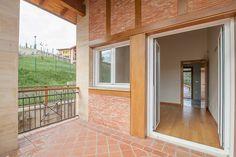 Una casa abierta al exterior
