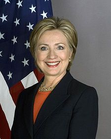 Should have been the first female Prez of the US of A!