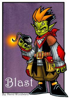 Blast by badgerlordstudios.deviantart.com on @DeviantArt