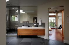 Contemporary Wooden and Glass House Designs by Keith Baker – DesignSwan.com
