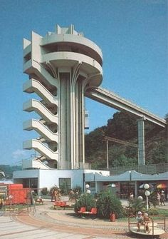 Architecture Of The Soviet Era  #socialist #brutalism #architecture Sochi - Dagomes