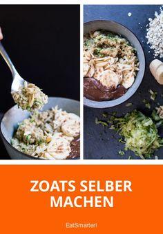 Zoats selber machen   eatsmarter.de