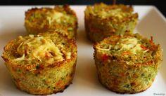 Quinoa bites met courgette & wortel  http://www.micook.nl/quinoa-bites-met-courgette-wortel/