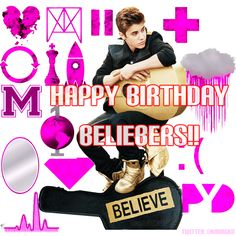 #HappyBirthdayBeliebers #Beliebers #Believe #Bieber #JustinBieber #Journal