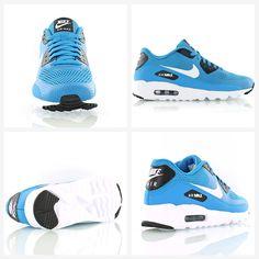 Nike Air Max 90 Ultra Essential heritage cyan/white/black