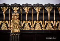 Art Deco Architecture Gallery | Decopix - The Art Deco Architecture Site