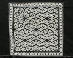 Curlz White portugese tegels en cementtegels