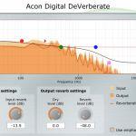 DeVerberate (Reverb Reduction Plugin) By Acon Digital
