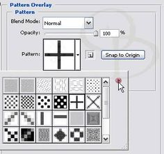 free patterns and brushes and tutorials