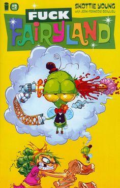 I Hate Fairyland #3 Cover B Variant F*ck Fairyland