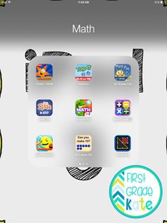 Some of my students' favorite {free} math apps!