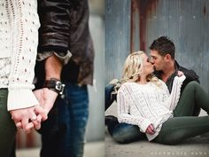 Stephanie Pana Photography: Marykate + Jimmie | Chicago Engagement Photographer