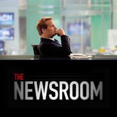 The Newsroom. Good show.
