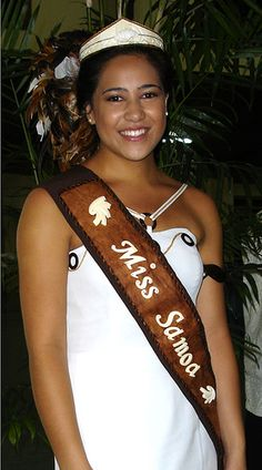 Miss Samoa