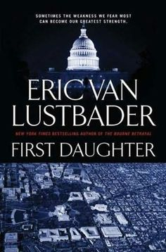 book cover of   First Daughter