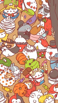 Phone Wallpaper Pastel, Dog Wallpaper Iphone, Japanese Wallpaper Iphone, Frog Wallpaper, Rainbow Wallpaper, Cute Anime Wallpaper, Cute Wallpaper Backgrounds, Cute Cartoon Wallpapers, Aesthetic Iphone Wallpaper