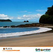 ¡En Centroamérica podrás encontrar playas muy variadas, desde las de arena fina y blanca con cocoteros, hasta las kilométricas de arena negra, ideales para practicar deportes de viento!