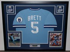 bfae570e88e George Brett Signed Royals 35