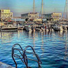 """65 """"Μου αρέσει!"""", 1 σχόλια - LimassolOldPort (@limassololdport) στο Instagram: """"Καλό Σαββατοκυρίακο 📸@elena_arist #limassol #lemesos #weekend #october2020 #sea #seaview #boat…"""" Limassol, New York Skyline, Travel, Instagram, Viajes, Destinations, Traveling, Trips"""