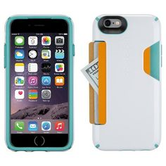 iPhone 6/6S Case - Speck Candyshell Card Slot : Target