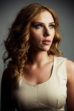 Scarlett Johansson | by Michael Muller