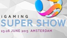 iGaming Super Show: ad Amsterdam si incontra l'industria del gaming, tanti i temi di discussione