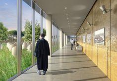 View full picture gallery of Le Futur Palais De Justice De Paris