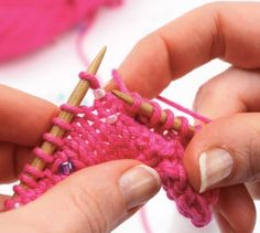 Tutorial: working with beads - Knitting Blog - Let's Knit Magazine