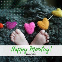 Hey It's Monday! Happy Monday Everyone!
