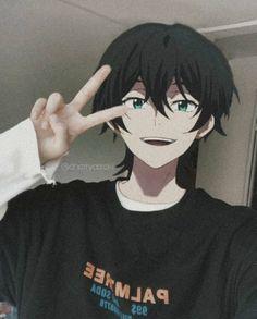 Anime Boys, Anime In, Real Anime, Cute Anime Guys, Anime Demon, Otaku Anime, Anime Wallpaper Phone, Haikyuu Manga, Funny Anime Pics