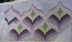 bargello embroidery patterns - Поиск в Google