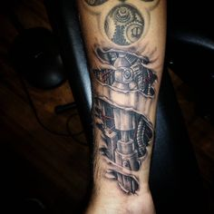 nice 50 Extraordinary 3D Tattoo Designs for Men - The Hottest Trends Check more at http://stylemann.com/best-3d-tattoo-designs/