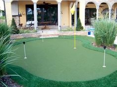 18' x 23' DIY Putting Green WITHOUT Foam Edge Transition