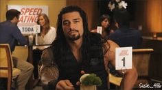 Speed Dating With Roman - where do I sign up?!