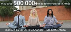 The Art of Living Foundation is an international NGO, focused on various dimensions such as social transformation, child eduction, women and youth empowerment and world peace through yoga meditation, Sudarshan Kriya and other spiritual philosophies Sudarshan Kriya, Social Transformation, World Peace, Yoga Meditation, Yoga Studios, Spirituality, Africa, City, Women