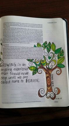 I like this idea of masking to put the image 'behind' the words. Faith Bible, My Bible, Bible Art, Bible Scriptures, Bible Drawing, Bible Doodling, Scripture Doodle, Scripture Study, Peter Bible