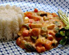 Cantinho Vegetariano: Strogonoff de Legumes (vegana)