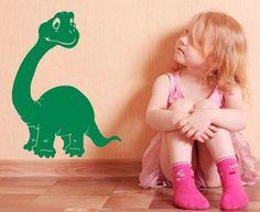 Brontosaurus Decal