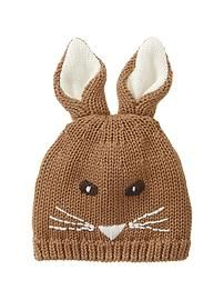 Peter Rabbit™ knit hat