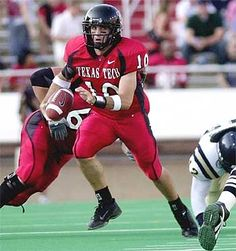 Cody Hodges, Texas Tech Red Raiders