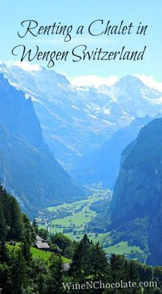 Renting a Chalet in Wengen Switzerland was cheaper than renting a hotel room in Lauterbrunnen. Wengen Switzerland, Travel Articles, Renting, Travel Ideas, Greece, To Go, Europe, Italy, Places