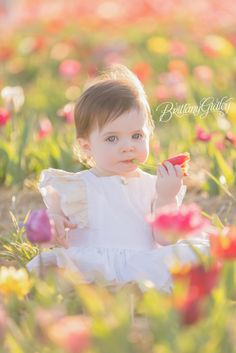 Whimsical Baby Photo