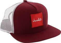 Chocolate Red Square Maroon / White Adjustable Mesh Hat: Red Square Mesh Snapback Hat in Maroon. Don't mesh with Chocolate. Features a… Skateboard Shop, Best Portraits, Hats Online, Snapback Hats, Mesh, Chocolate, Pink, Thoughts, Shopping
